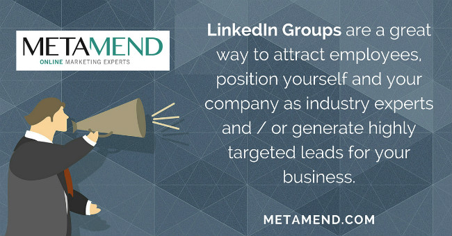 LinkedIn Groups Strategy