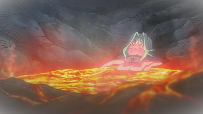 Levia-san likes it hot