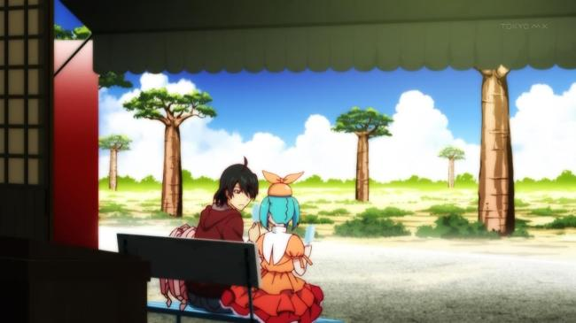Monogatari Series Second Season - 07 C (13)
