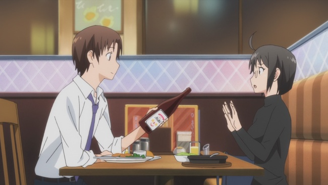 Shame on you Hasebe