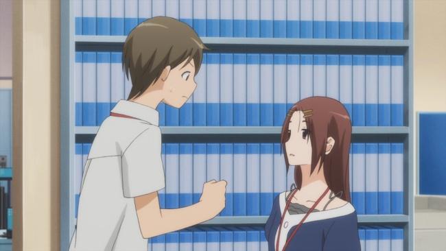 Megumi and Taishi