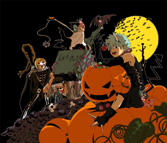 Halloween Hunter x Hunter