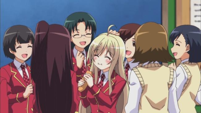 Chocolat makes Friends