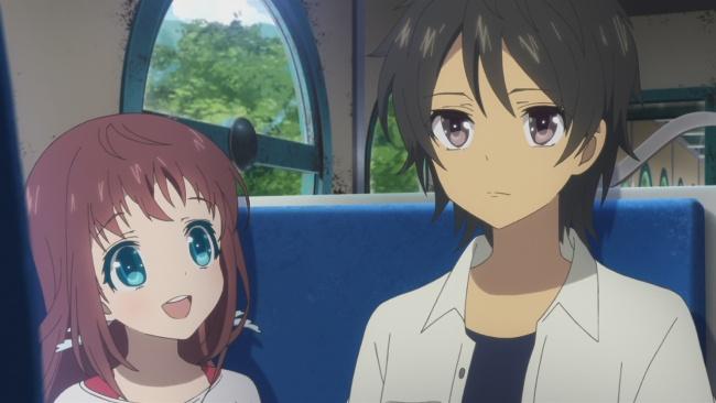 Manaka and Tsumugu