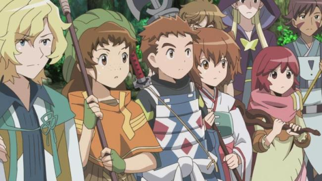 Log Horizon (4)