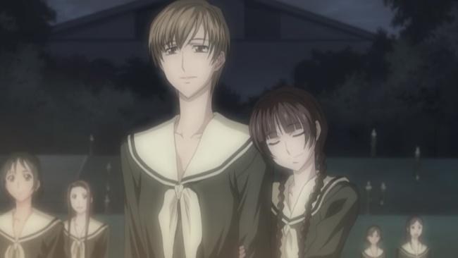 Maria-sama-Rei and Yoshino