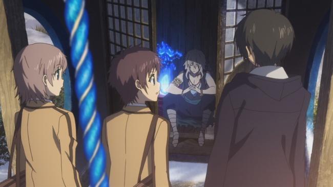 Nagi no Asukara-Talking with Uroko