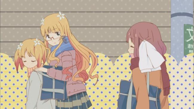 Sakura Trick-Running interference