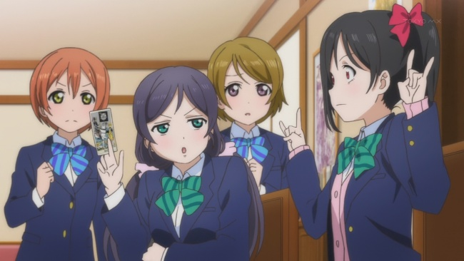 Love Live-Had Enough Nico Nii