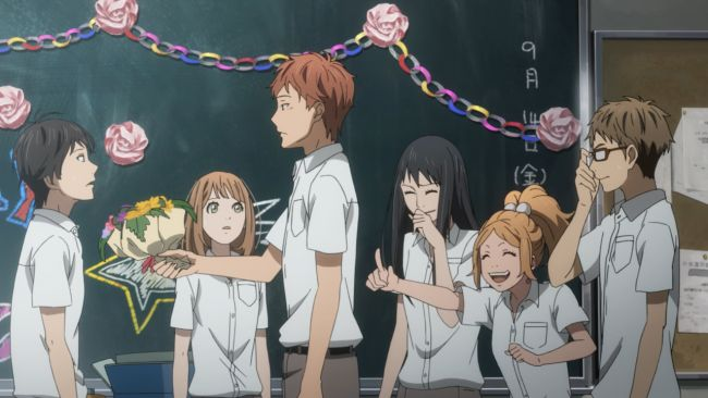 Orange - Suwa finally confesses