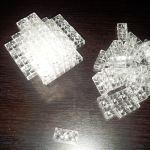 Lampe mini briques LEGO LED MobileFun screenshot test1788