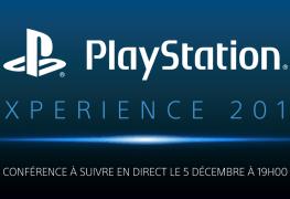 PlayStation Experience 2015 lien du stream en direct Key note 5.12.15 San Francisco