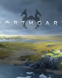 Northgard logo developpement