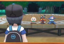 Starters Pokémon Lune et Pokémon Soleil nouveau Pokémon