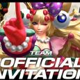 The King of Fighters XIV Team official invitation