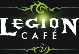 Legion Café WoW Gamescom