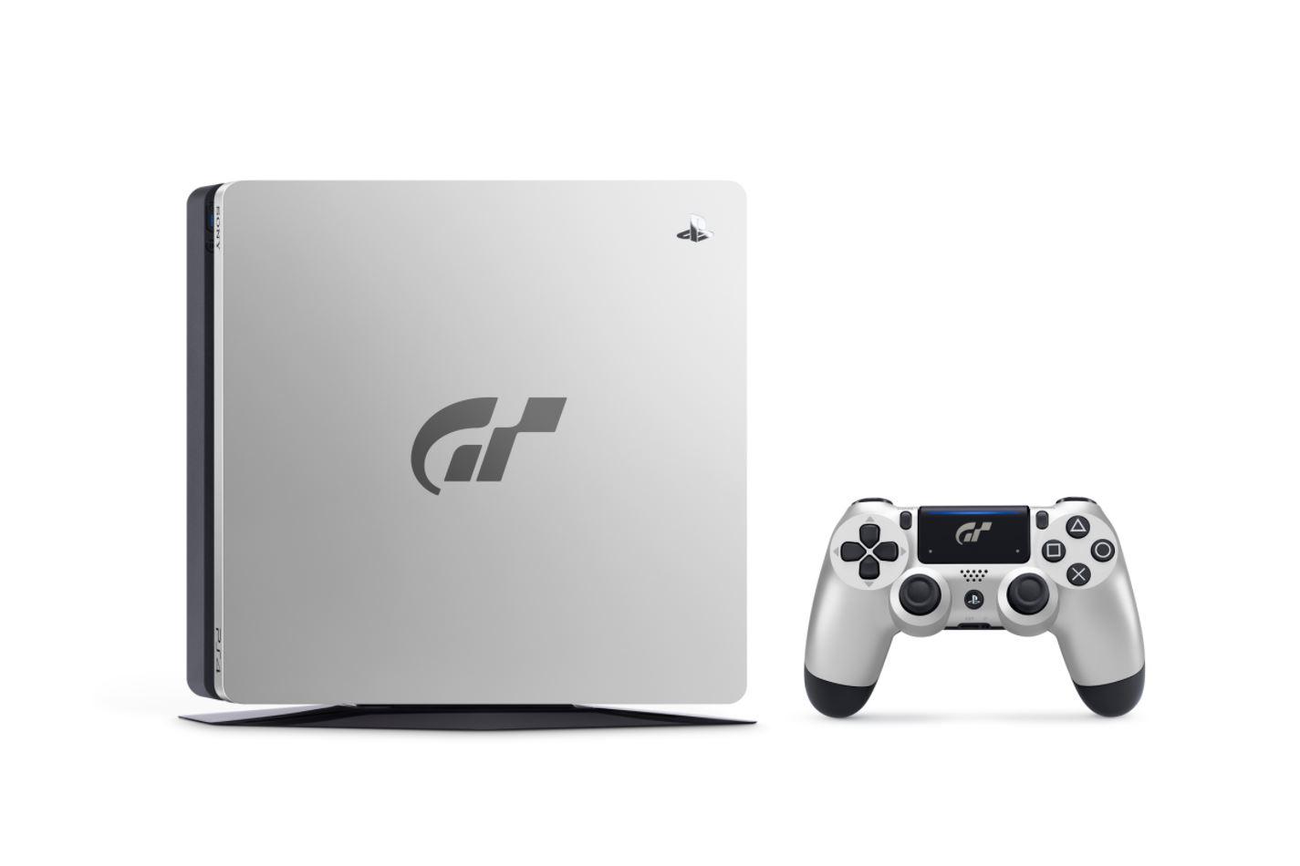Une édition limitée de la PS4 avec GT Sport