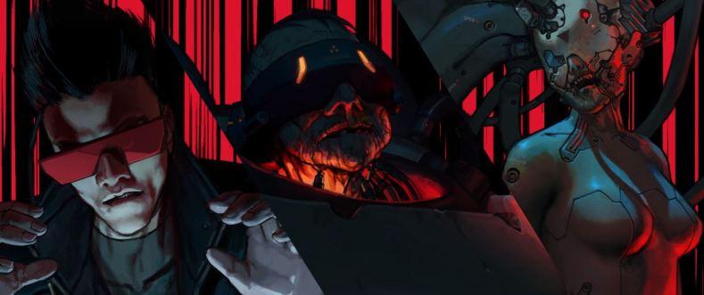 Boss de RUINER PS4 Xbox One PC