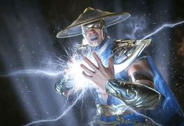 Injustice 2 nouvelle vidéo raiden black lightning