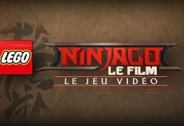 LEGO NINJAGO Le Film Le jeu Video disponible ps4 xbox one pc switch