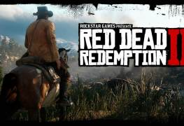 Red Dead Redemption II bande annonce officielle 2