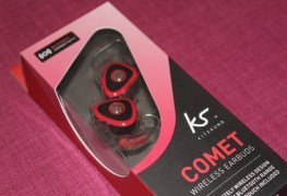 Test Écouteurs Bluetooth KitSound Comet Buds mobilefun screen