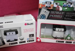 [Test] Mini Robots Bluetooth Athlète BeeWi 1