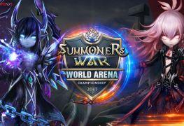 summoners war world arena championship 2017 paris los angeles