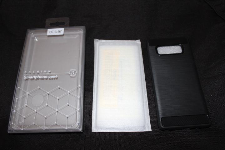 Coque Samsung Galaxy Note 8 Olixar Sentinel avec protection écran 2