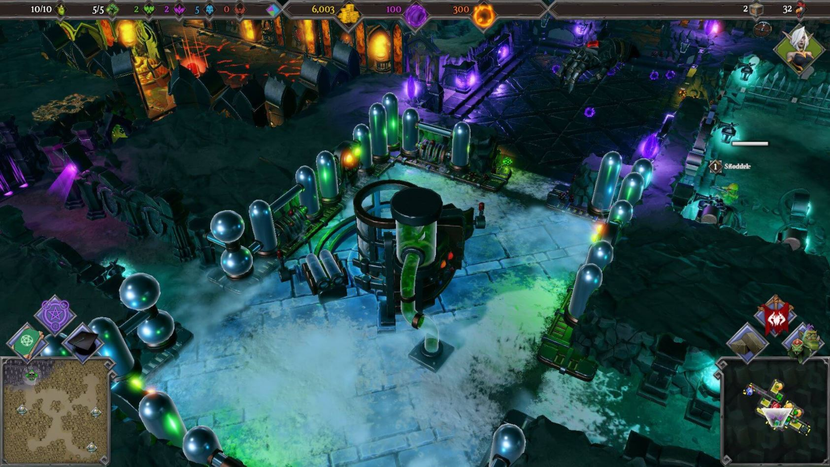 Dungeons 3 sur Steam promo dungeons 2 screen14