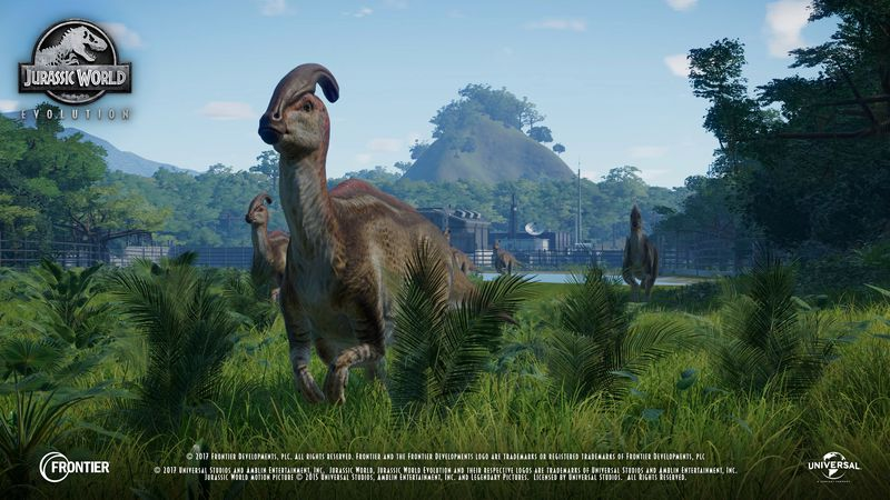 Frontier 4K Jurassic World Evolution 1274