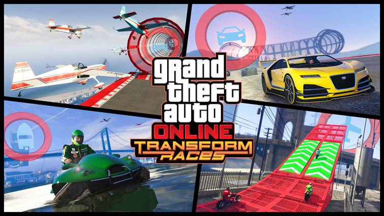 GTA Online Transform Races