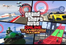 GTA Online Transform Races