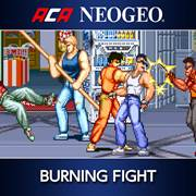 Mise à jour PS Store 9 octobre 2017 ACA NEOGEO BURNING FIGHT