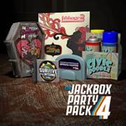 Mise à jour du PS Store 16 octobre 2017 The Jackbox Party Pack 4