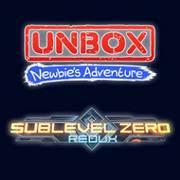 Mise à jour du PS Store 16 octobre 2017 UNBOX Newbie's Adventure and Sublevel Zero Redux