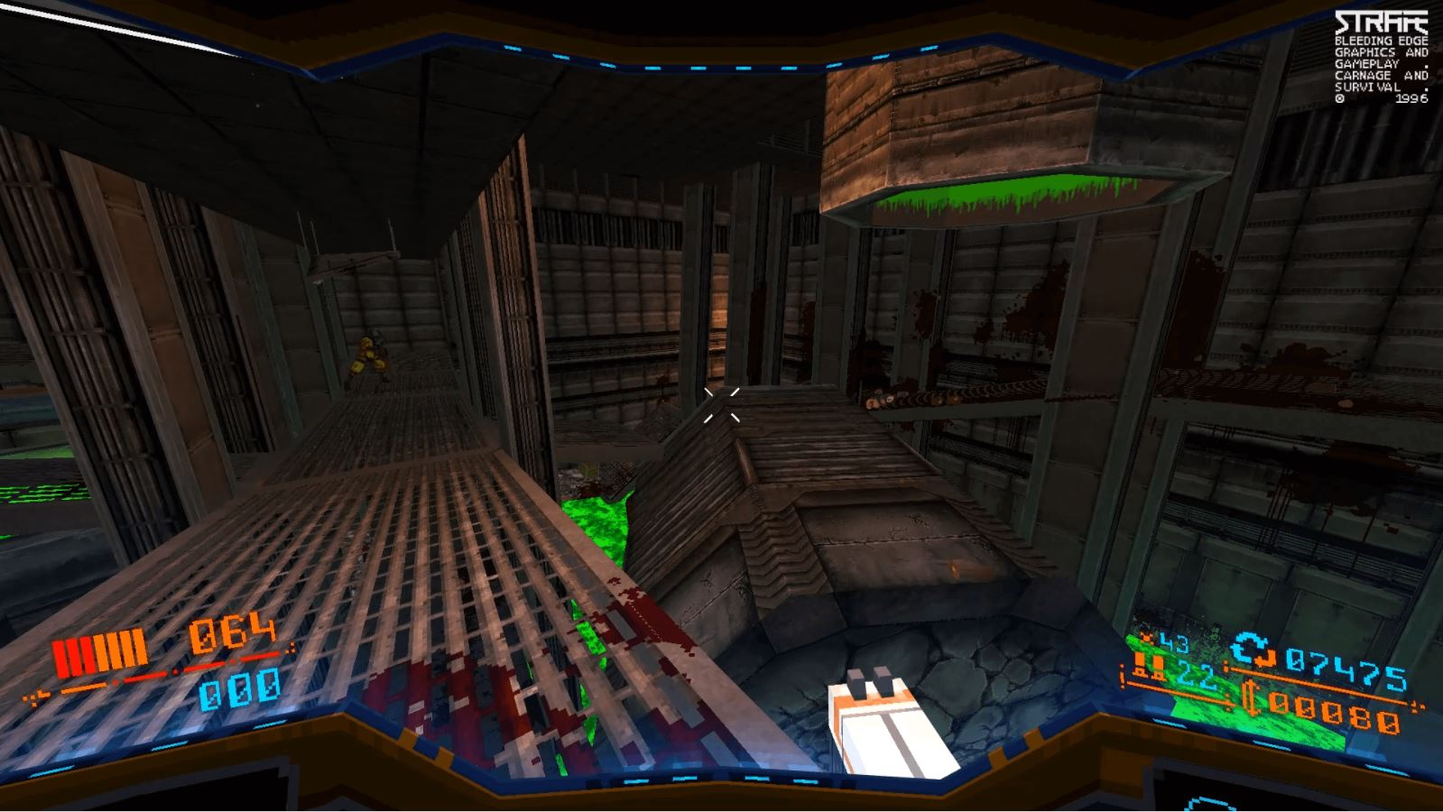 STRAFE Millenium Edition steam gog humble 8