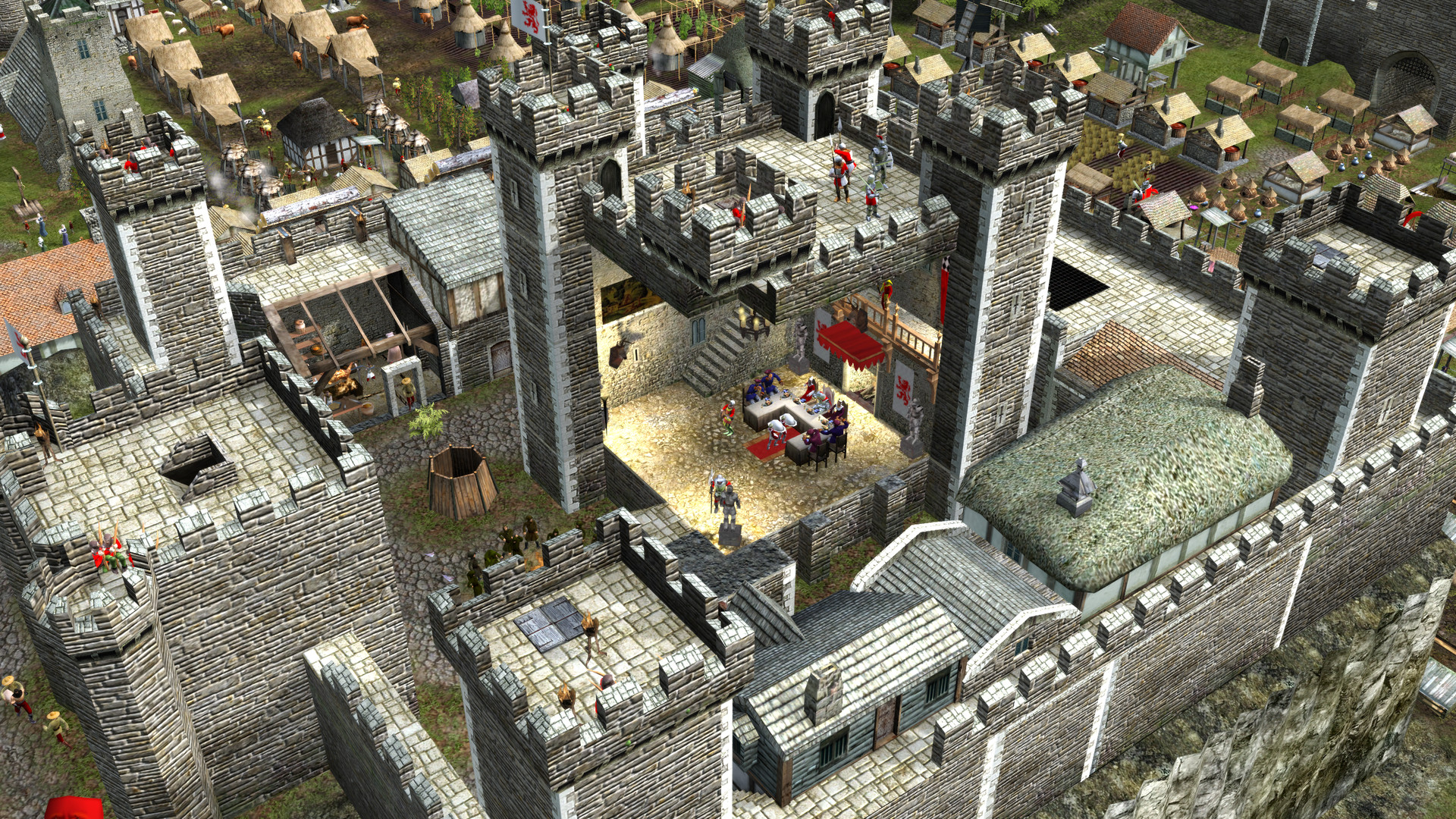 Stronghold 2 Steam Edition mise à jour 126
