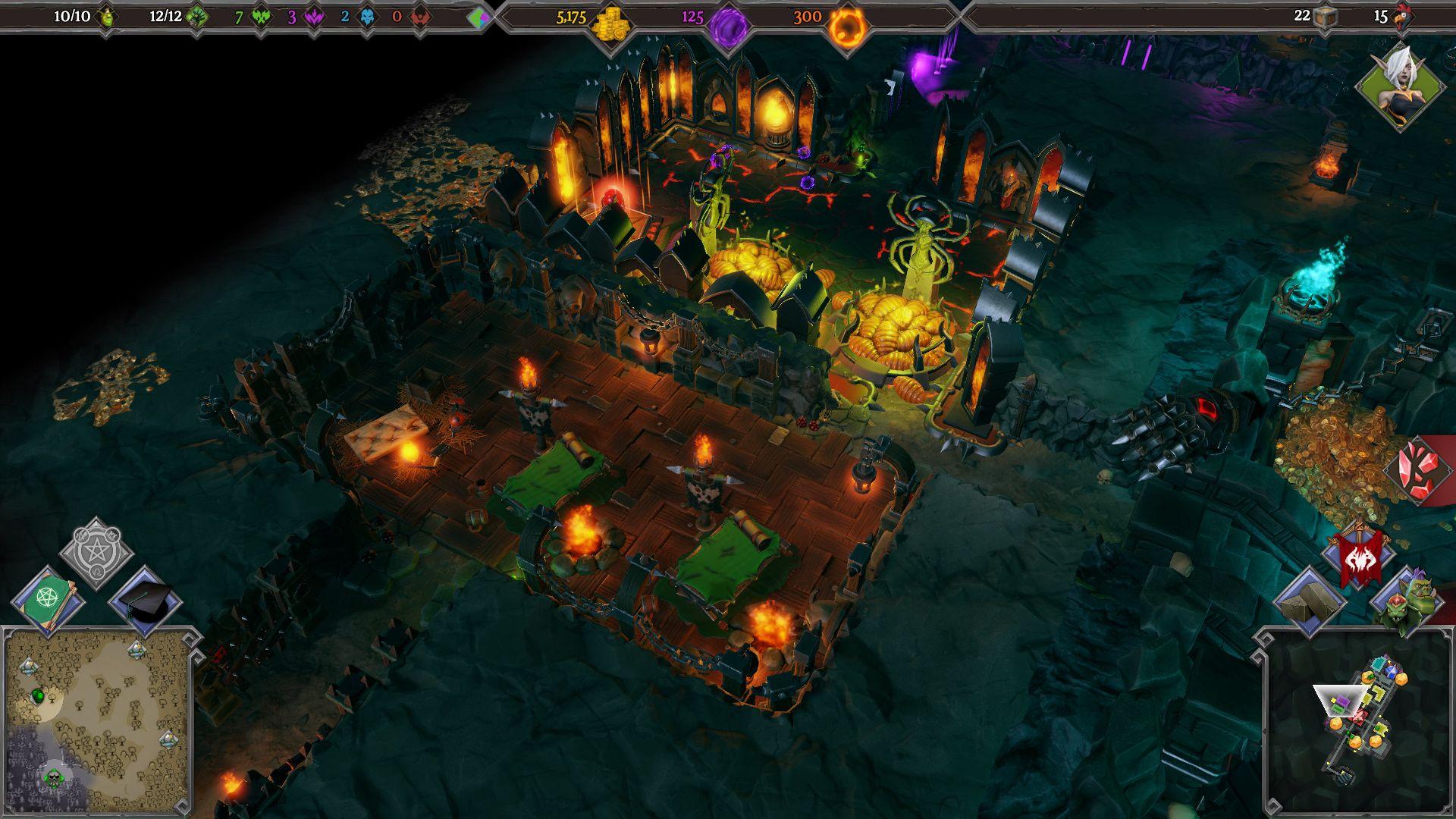 Test Dungeons 3 dungeon keeper steam145