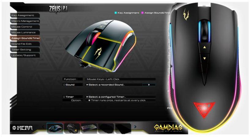 Test Gamdias souris Zeus P1 RGB 14