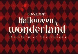 halloween dans black desert online détails