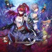 mise à jour du playstation store du 23 octobre 2017 Nights of Azure 2 Bride of the New Moon with Bonus