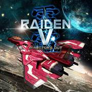 mise à jour du playstation store du 23 octobre 2017 Raiden V Director's Cut