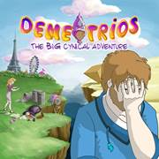 mise à jour du playstation store du 31 octobre 2017 DEMETRIOS – THE BIG CYNICAL ADVENTURE (DEMO)