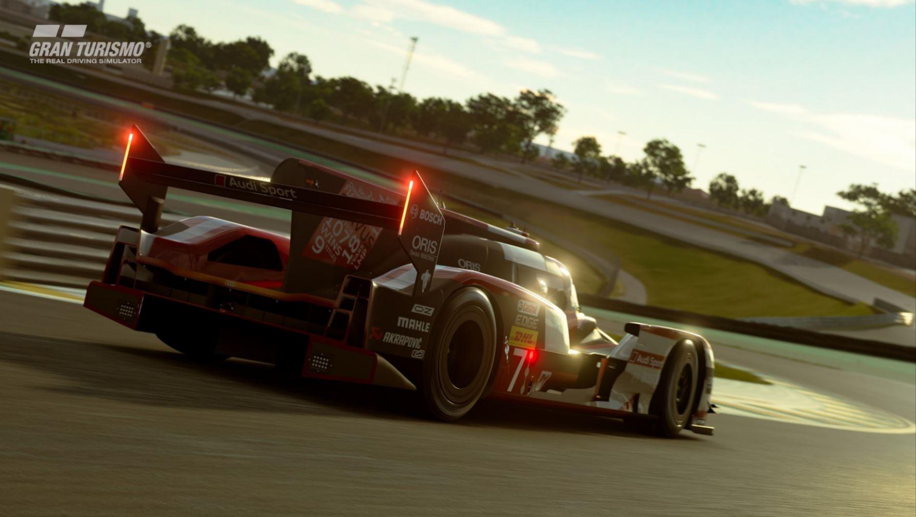 Audi R18 GT Sport nouveaux vehicules 123