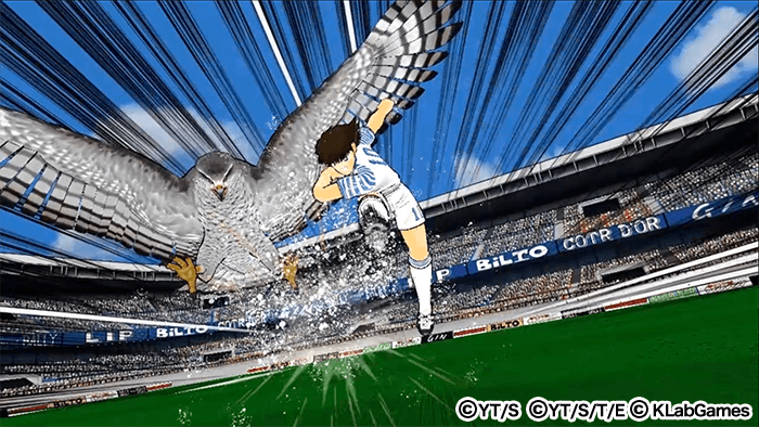 Captain Tsubasa Dream team android ios 2