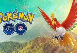 Ho-Oh disponible dans Pokémon GO