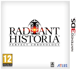 Radiant Historia Perfect Chronology date de sortie Nintendo 3DS