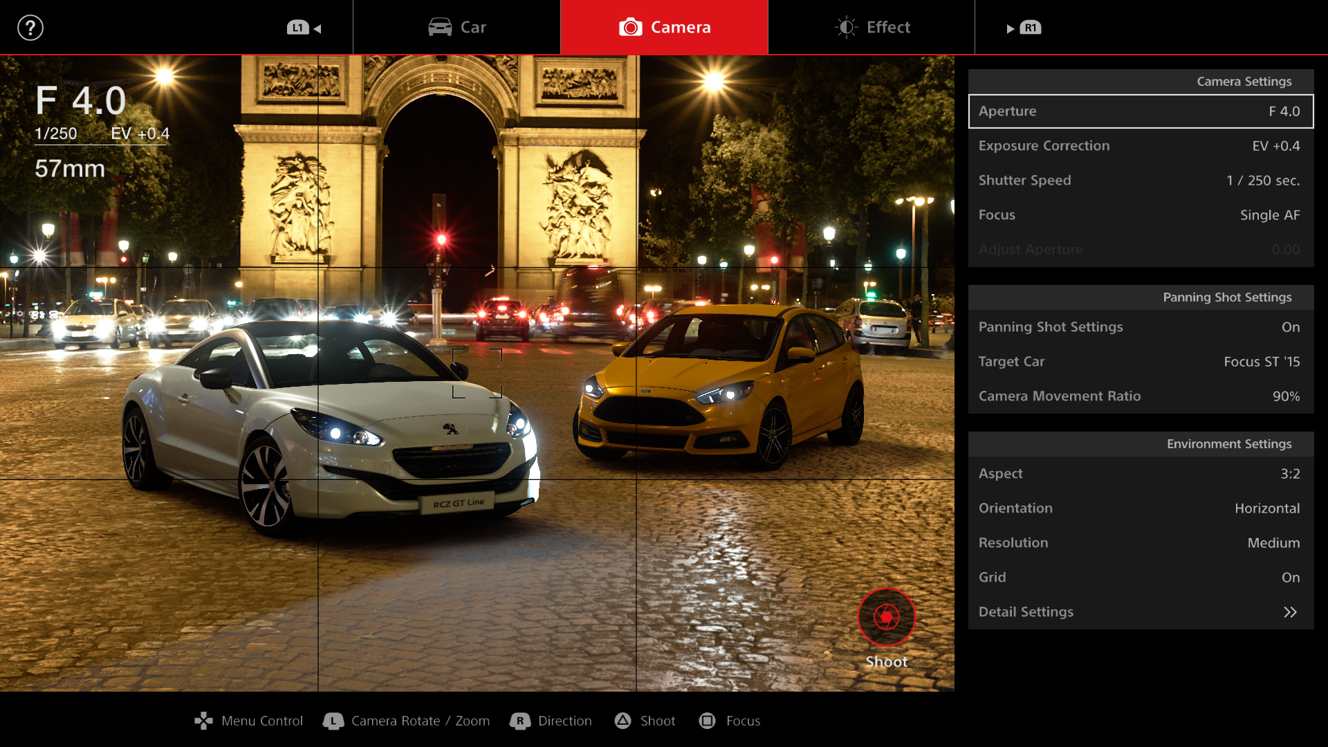 Test GT Sport PS4 screen14596854