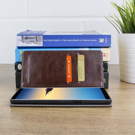 Test Housse Samsung Galaxy Note 8 Olixar X-Tome 6